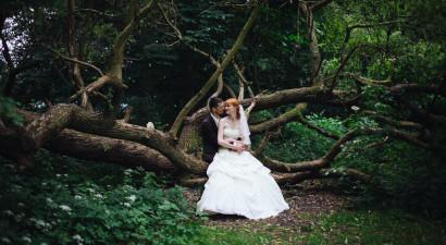 Hochzeitsshooting mit T & J