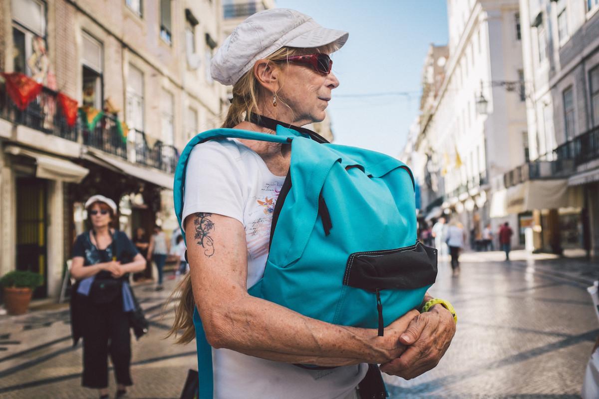 Menschen aus Lissabon